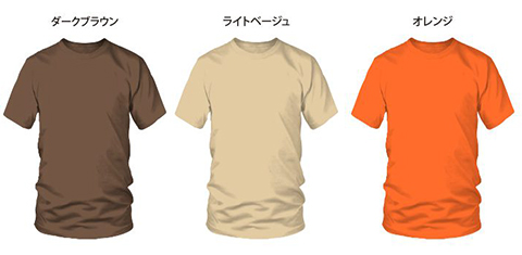 コットン半袖Tシャツ6